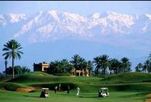 Golf Courses of Morocco / If you are fond of Golf, Morocco offers a selection of high standard golf courses.