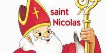 Saint Nicolas de Myre / Vous voulez des coloriages, alors suivez-moi sur http://laviedesparoisses.over-blog.com/article-saint-nicolas-121452989.html
