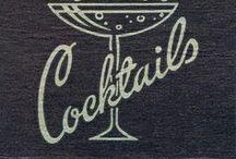 Cocktail Posters! / Algunos posters sobre cócteles, bebidas, marcas y otros, que vamos encontrando por las redes!