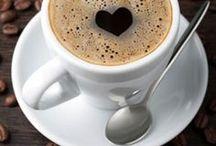Café ♥ Coffee / Todo el mundo ama el café, por eso no podía faltar una sección dedicada a el. Cócteles, combinados, recetas, tablas, posters y todo sobre esta bebida tan aclamada!  Café, Coffee