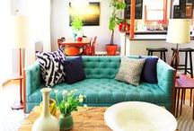 Inviting Spaces / by Kristen @ Inspired Whims