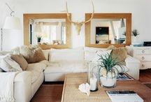 House Ideas - Living Room / by Emma Clarke