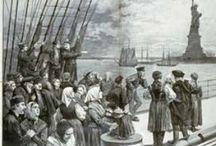 From Ireland to NYC / Genealogy and paraphernalia, specifically Irish to NYC
