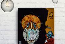 Lebo Canvas Prints