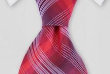 Men's Tie Styles / Mens's Necktie Style Trends & Men's Fashion Trends