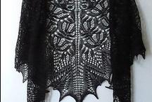 Crochet sjawls/poncho / by Diana Vink