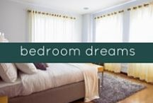Bedroom Dreams / inspiration and design ideas for the perfect bedroom.