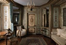 Old World Interiors / Shaker Style and Old-World Decor Inspiration