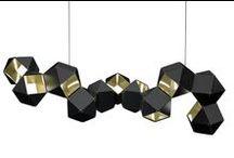 light / Light fixtures, design inspiration, sconce, chandelier, lamps, lighting, interior design, renovation, finishes / by Kristin Peila
