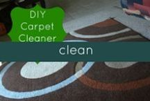 Clean / Budget cleaning tips to help the busy mom.