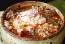 Recipes: Soup / by Kate Portele Moore