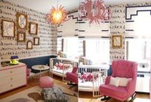 Nursery Inspiration / by Kristen @ Inspired Whims