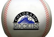 Colorado Rockies Rock / by Deb Brenner