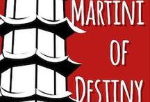 The Martini of Destiny, Rucksack Universe / Pins for Rucksack Universe story The Martini of Destiny, 2013