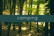 Camping / I'm not very outdoorsy, so anything that can make a camping trip easier.