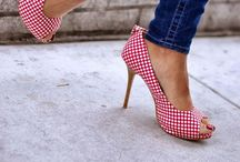 If the shoe fits... / Shoes, shoes and more shoes. Remember Cinderella is proof a pair of shoes can change your life!  / by Valerie Hileman