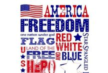 Born on the 4th of July / 4th of July ideas / by Valerie Hileman