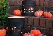 Boo! Halloween  / Halloween ideas / by Valerie Hileman