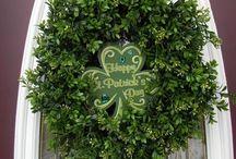 St Patrick's Day / St paddy ideas / by Valerie Hileman