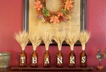 Give Thanks / Thanksgiving ideas / by Valerie Hileman