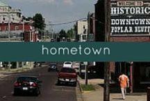 Hometown / Poplar Bluff, Missouri