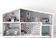 Claire's Doll house