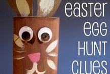 Kids Crafts - Easter