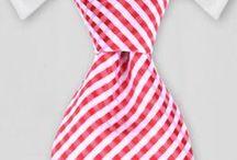 Dapper Neckties / What's Dapper Cool and Trendy in Men's Neckties