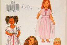 Little Girls Fashion / by Stitchknit