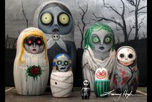 Halloween /  Freaky and fun decor and food ideas for Halloween.