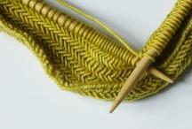 Knit/Crochet / by Amanda Briggs