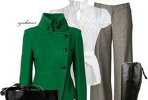 Wardrobe // Work / Work/business attire & outfits / by Kristen Burnett