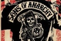 Sons of Anarchy / by Stephanie Mahonsky