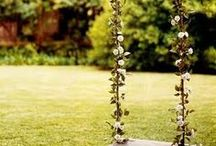 gardens // exterior / Garden, flowers, home, house, gardening, trees
