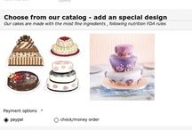 Order Forms / Order forms used for cakes, t-shirts, and various products. / by JotForm