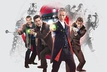 Doctor Who / All of time and space... / by Robert Sey