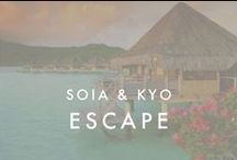 S&K - Escape / Inspiring places around the world... for exploring the unexpected.
