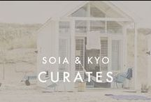 S&K - Curates / What inspires our team, from artwork to interior design.