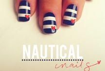 Nail Art / Beautiful nails, from IN YOUR FACE nails, to subtle nails. / by Carolyn Marie Thomas