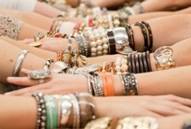 Bracelets, Watches, & Anklets / by Carolyn Marie Thomas