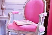 Pretty Pink / All things pink in and around your home