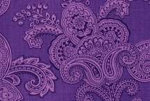 Passionate Purple / All things purple in and around your home