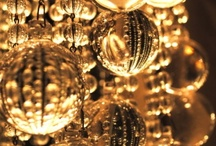 Gorgeous Gold / All things gold in and around your home