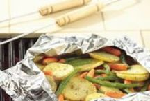 ♨ Campfire & Foil Packet Meals (gluten free notes) / by Jessica McK