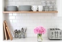 Kitchen / by Kristen Burnett