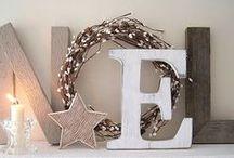 Christmas & Winter Decorating / by Kristen Burnett