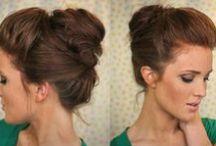 Hair / by Kristen Burnett