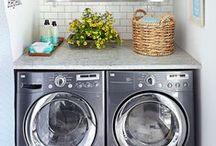 Laundry & Mudrooms / by Kristen Burnett