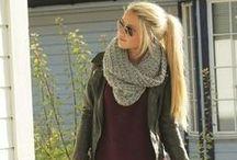 Clothes/Shoes Autumn/Winter