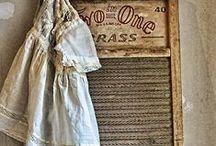 Rustic Laundry